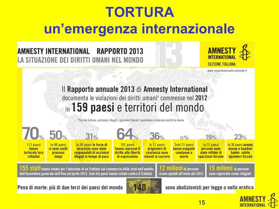 TORTURA un'emergenza internazionale 15