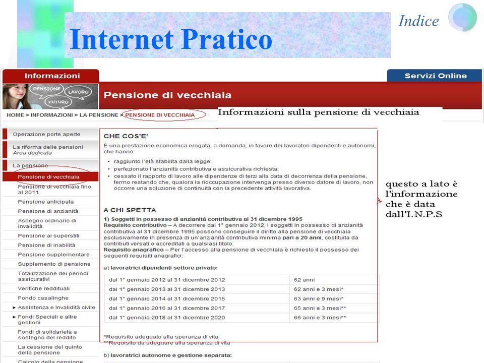 Indice Internet Pratico