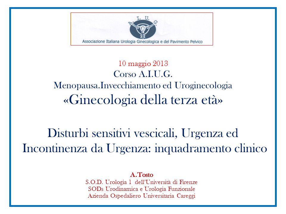 10 maggio 2013 Corso A.I.U.G.