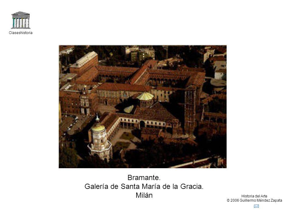 Claseshistoria Historia del Arte © 2006 Guillermo Méndez Zapata Jacopo Barozzi Il Vignola .
