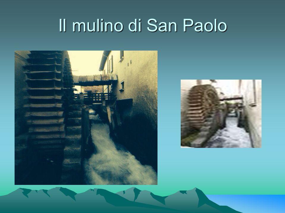 Il mulino di San Paolo