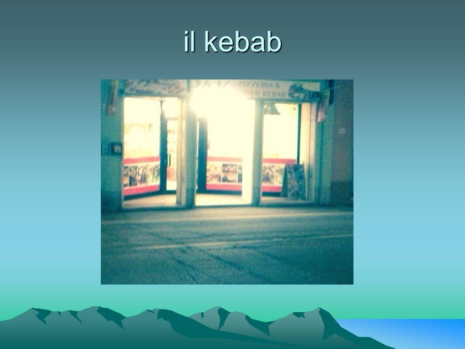 il kebab
