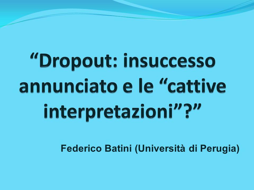 Federico Batini (Università di Perugia)