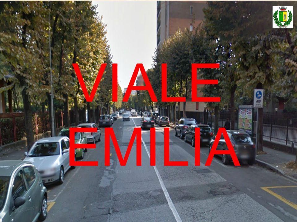 Viale Emilia Via Milano