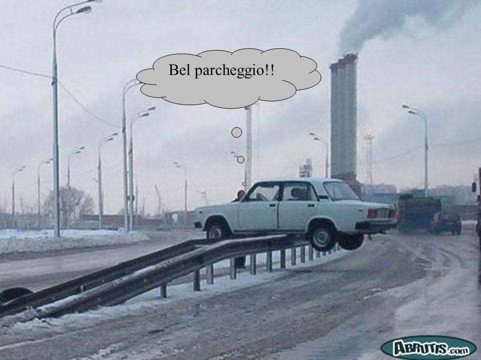 Bel parcheggio!!