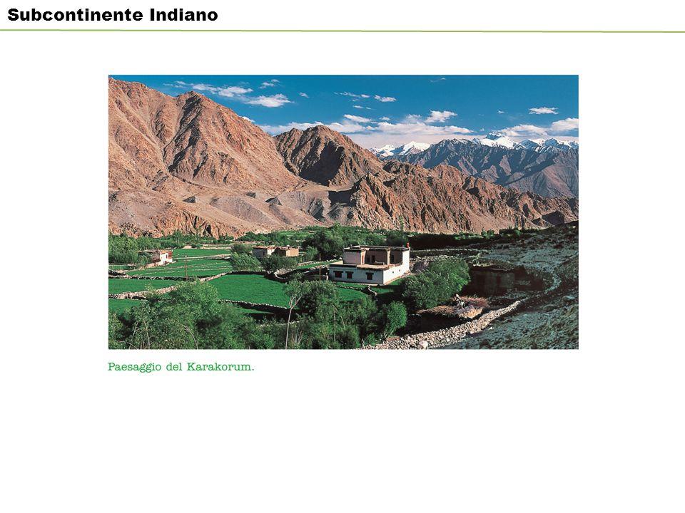 Subcontinente Indiano