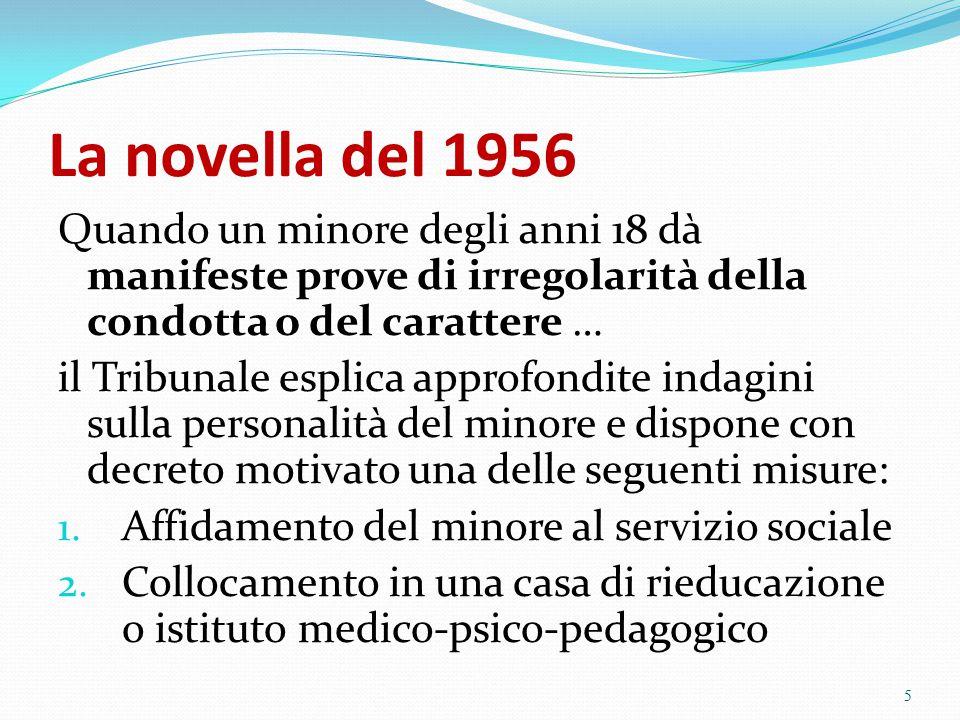 Procedimento Soggetti legittimati a ricorrere PM Servizio sociale Genitori Tutore Organismi di protezione dell'infanzia 16