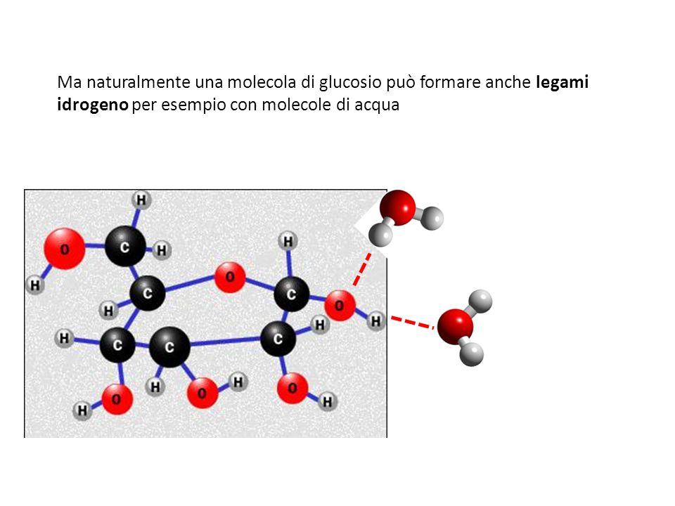 Particolari legami covalenti sono quelli di condensazione che consentono a due monomeri di unirsi.