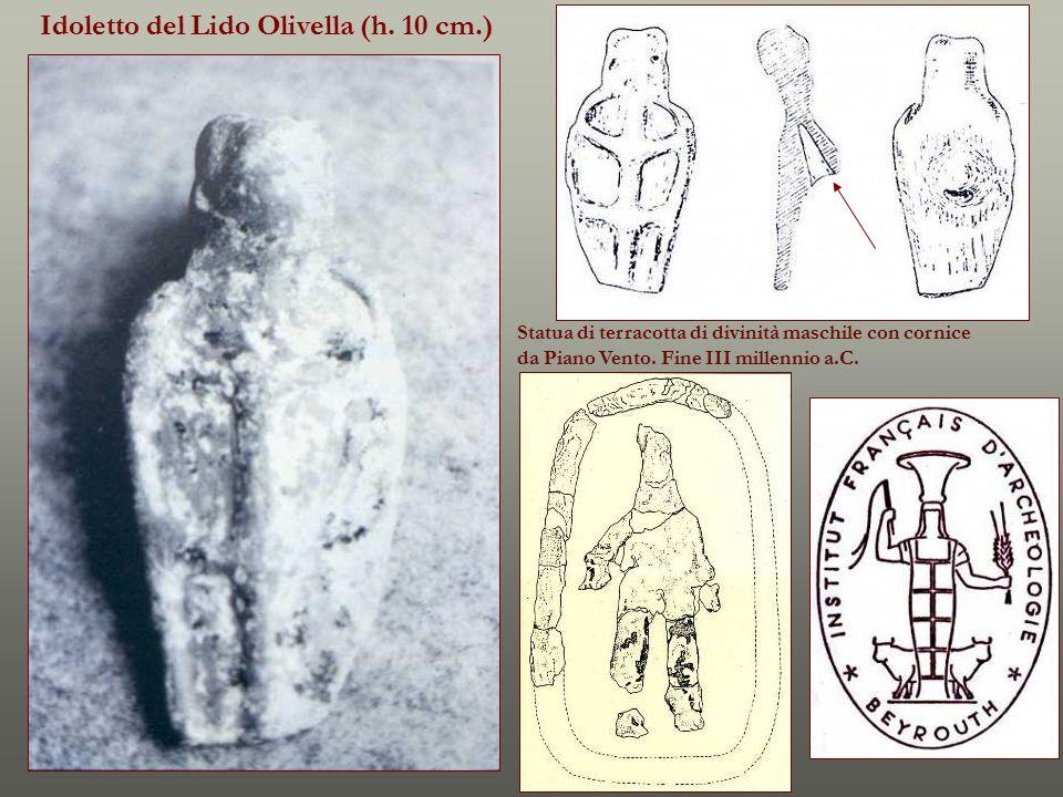 """""""Melqart"""" di Selinunte. Terrasini. Anfora cananea (?) dal Canale di Sicilia. Orcio egizio """"a sgocciolio"""". 3150 a.C."""