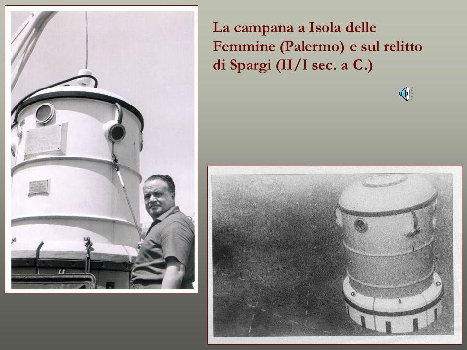 """Fernand Benoit,direttore del Museo di Marsiglia, nel 1958 dichiarava : """"Lo scavo sottomarino non è un semplice recupero di anfore"""". La nave Daino dall"""