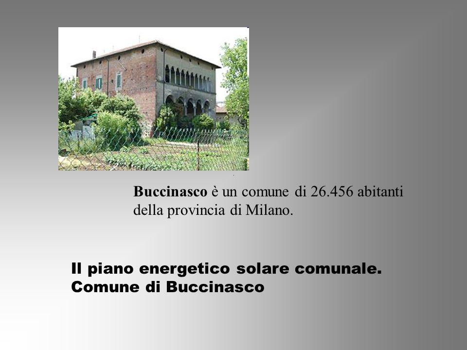 Buccinasco è un comune di 26.456 abitanti della provincia di Milano.