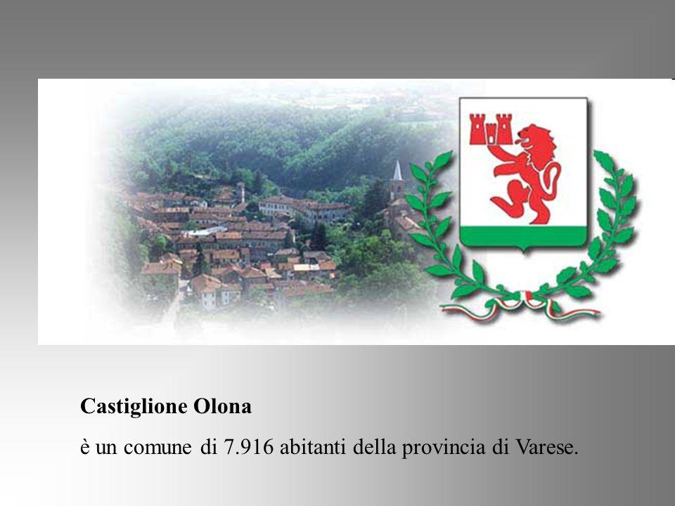 Castiglione Olona è un comune di 7.916 abitanti della provincia di Varese.