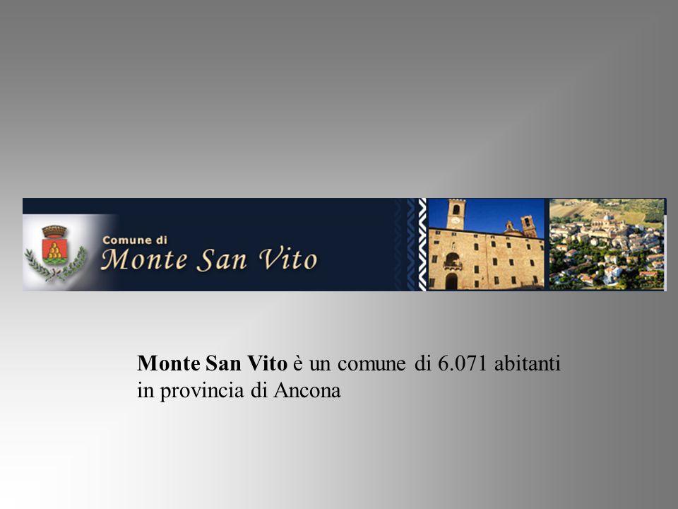 Monte San Vito è un comune di 6.071 abitanti in provincia di Ancona