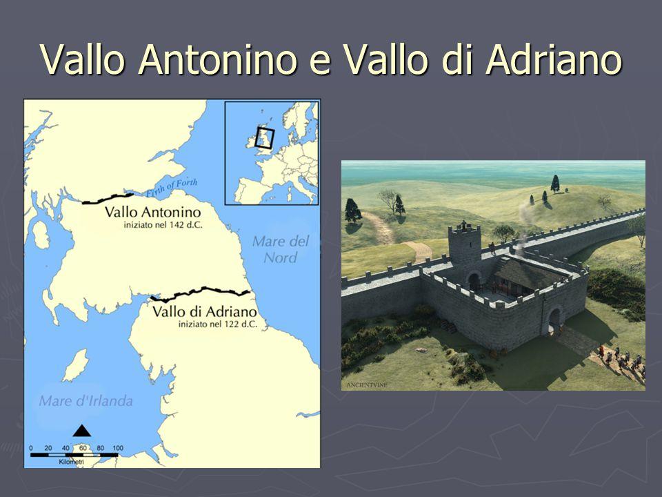Vallo Antonino e Vallo di Adriano