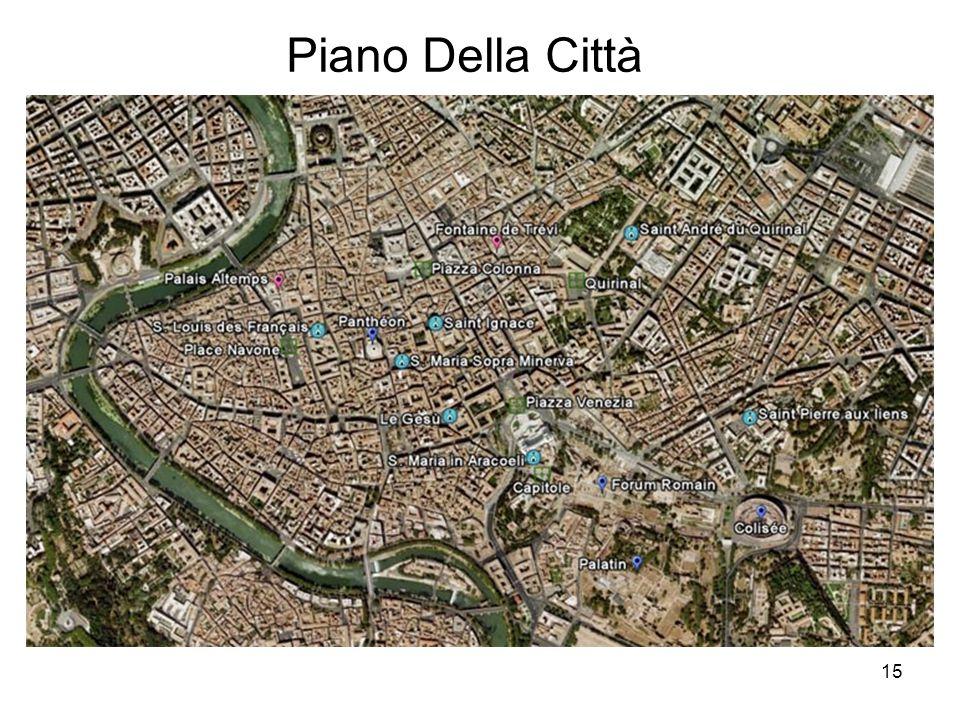 15 Piano Della Città
