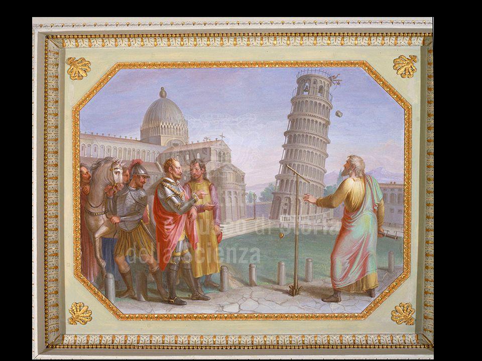 GLI STUDI DI GALILEO GALILEI