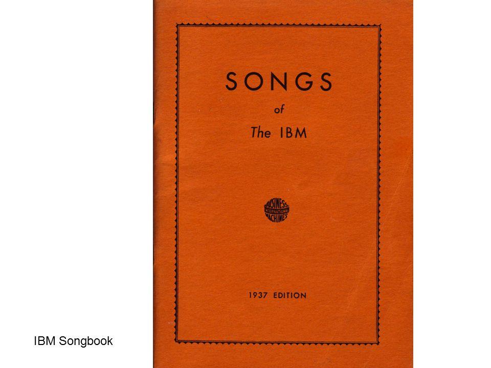 IBM Songbook