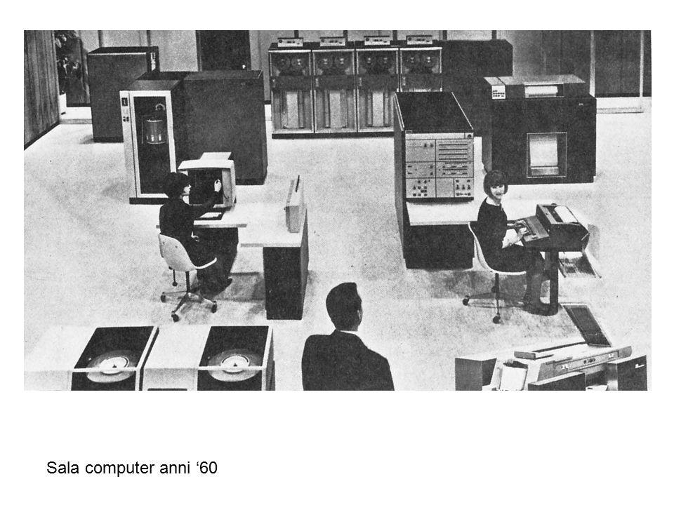 Sala computer anni '60