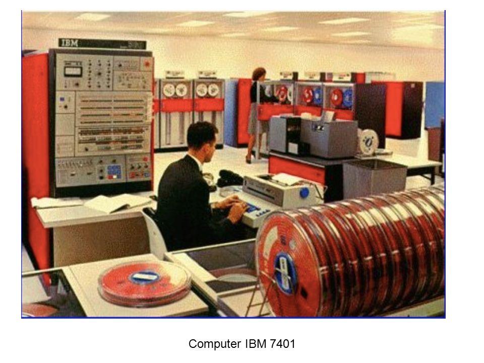 Computer IBM 7401