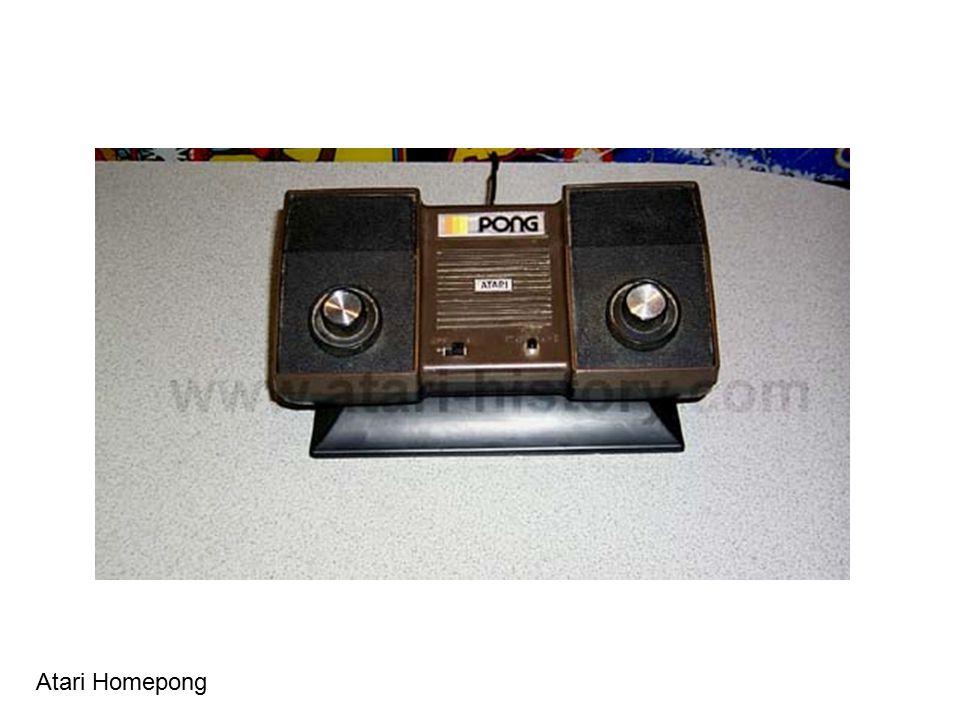 Atari Homepong