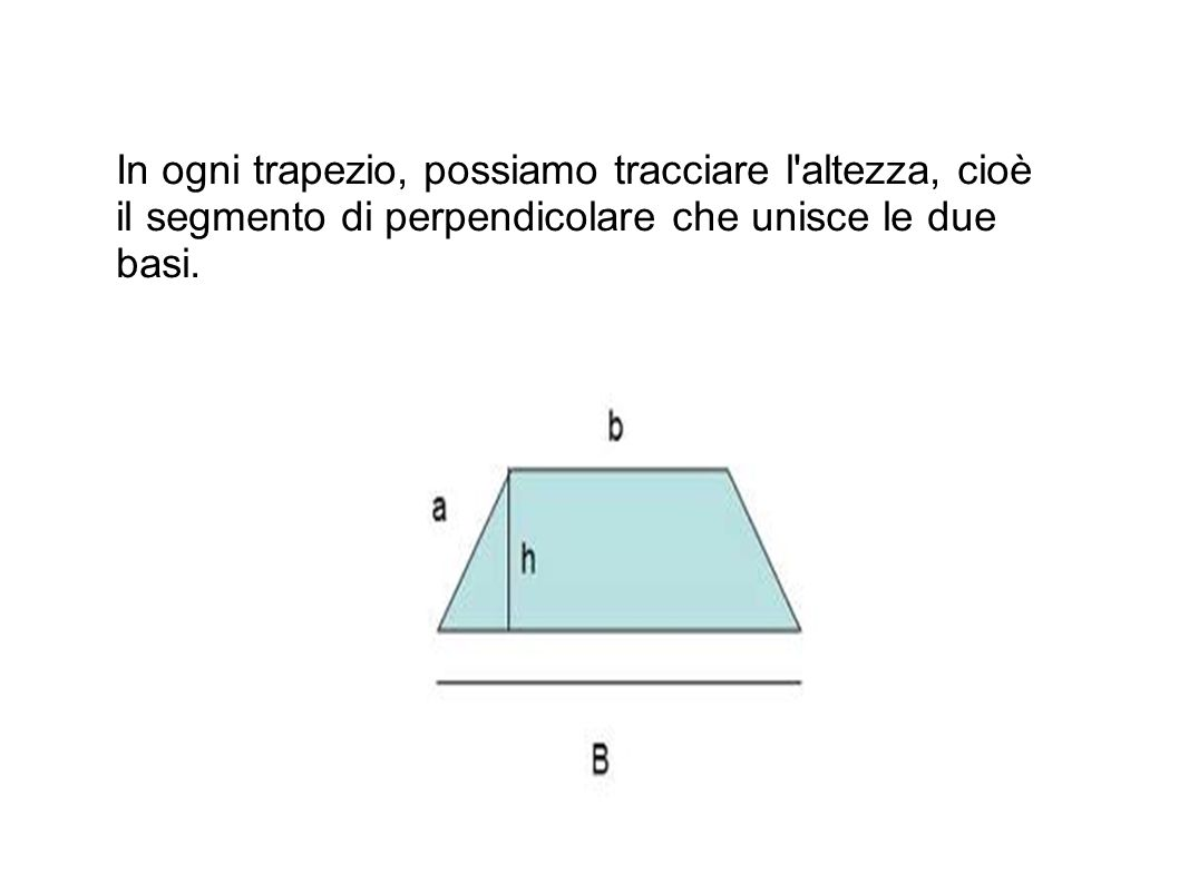 PARALLELOGRAMMI: quadrilateri coi lati opposti paralleli.