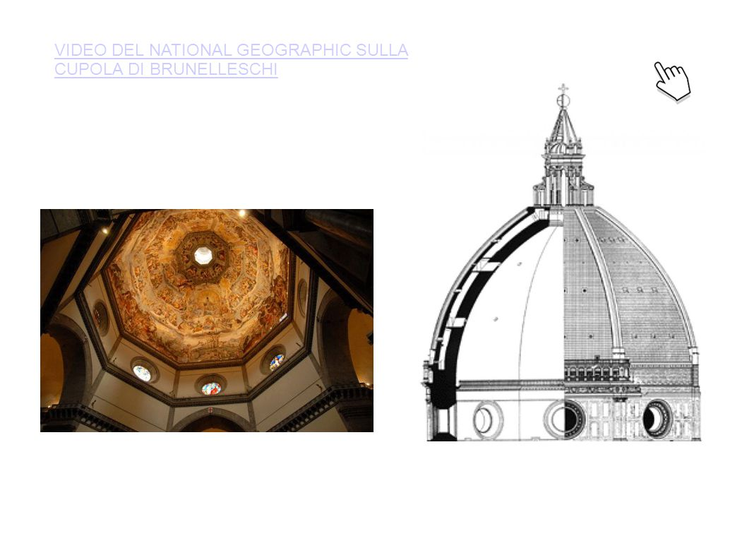 VIDEO DEL NATIONAL GEOGRAPHIC SULLA CUPOLA DI BRUNELLESCHI