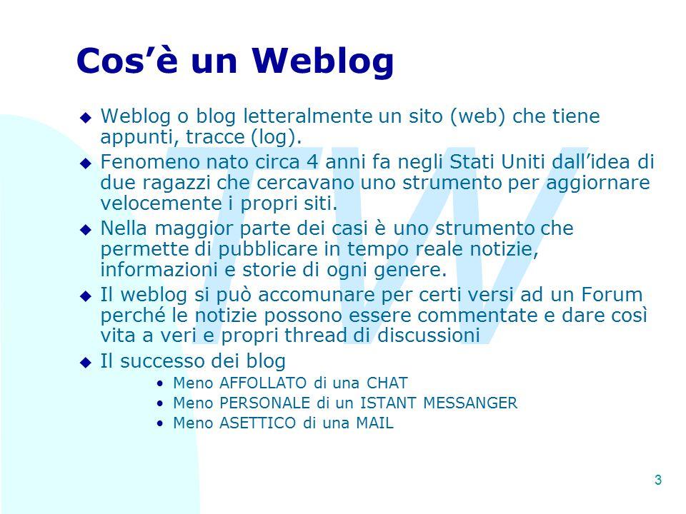 TW 34 n http://www.html.it/dossier/17_forum/Forum_06.htm http://www.html.it/dossier/17_forum/Forum_06.htm n http://www.mestierediscrivere.com http://www.mestierediscrivere.com n http://digilander.libero.it/ludikweb/ http://digilander.libero.it/ludikweb/ n http://www.hixie.ch/specs/pingback/pingback http://www.hixie.ch/specs/pingback/pingback n http://www.microcontentnews.com/resources/weblogglossary.htm http://www.microcontentnews.com/resources/weblogglossary.htm n http://www.splinder.it http://www.splinder.it Riferimenti