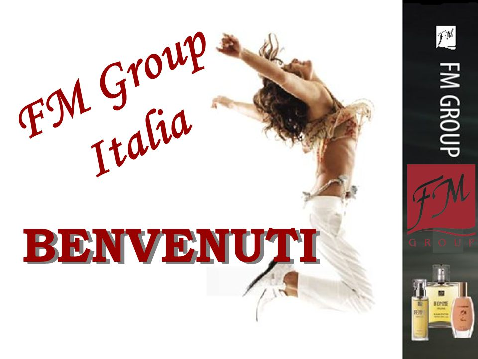 BENVENUTI FM Group Italia