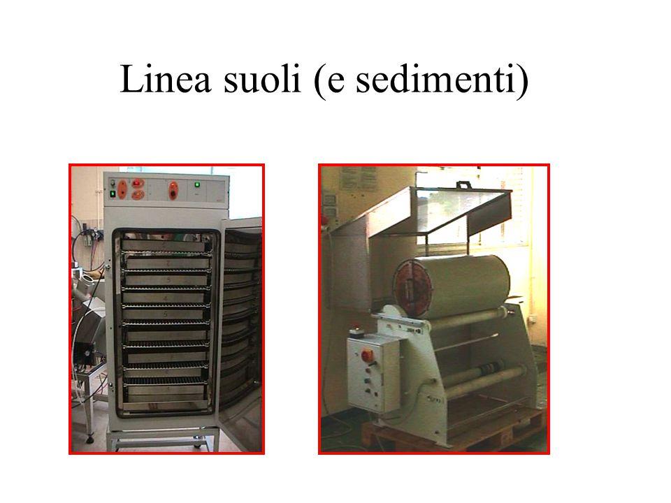 Linea suoli (e sedimenti)