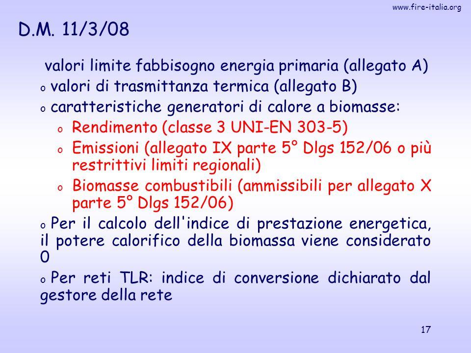 www.fire-italia.org 17 D.M.