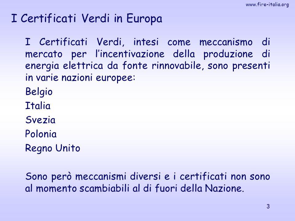 www.fire-italia.org 14 Detrazione 55%