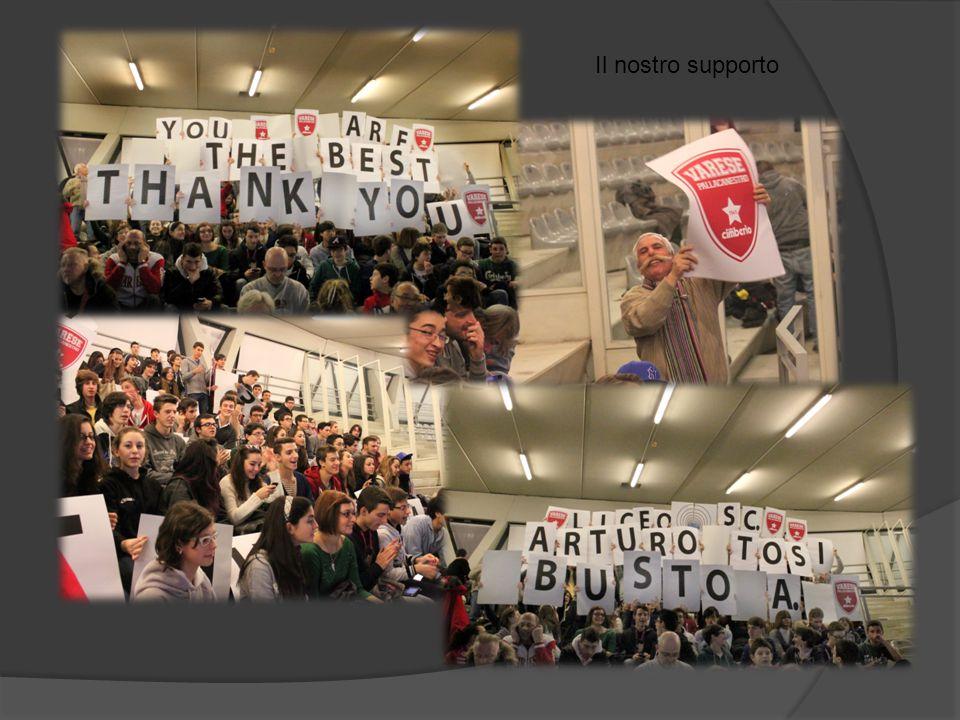 Il nostro supporto