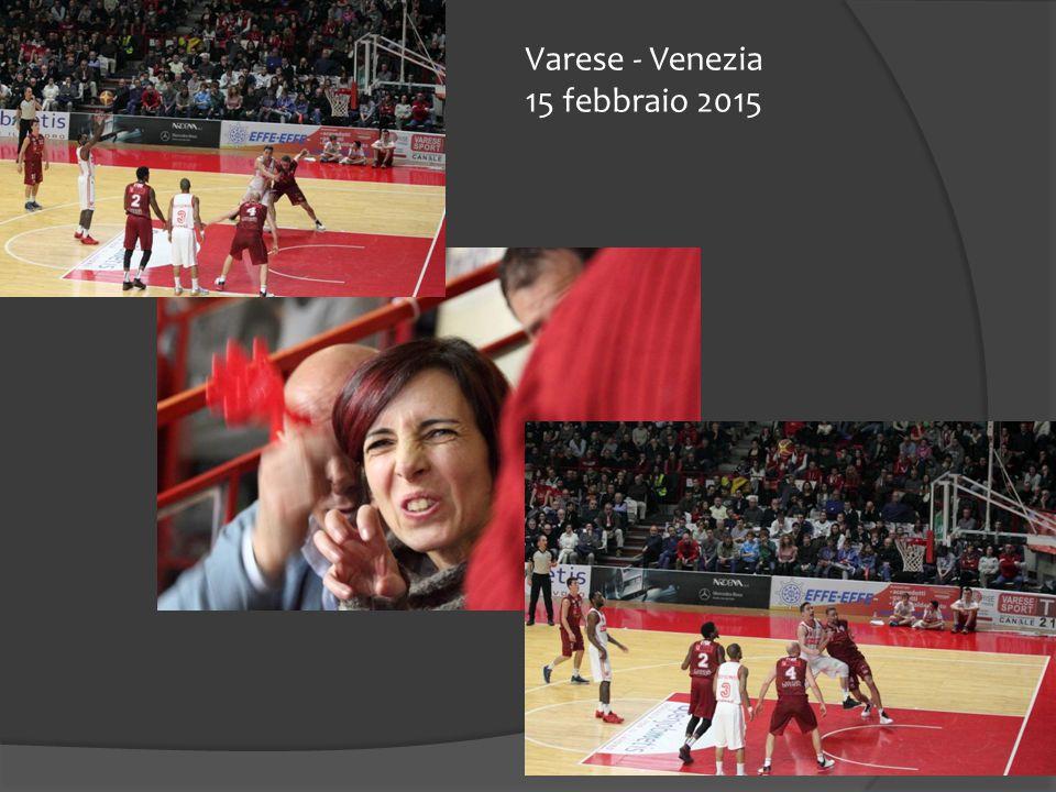 Varese - Venezia 15 febbraio 2015