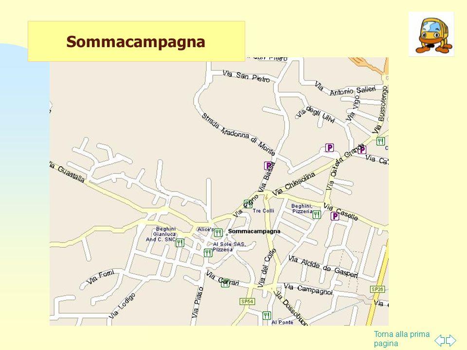 Torna alla prima pagina Sommacampagna