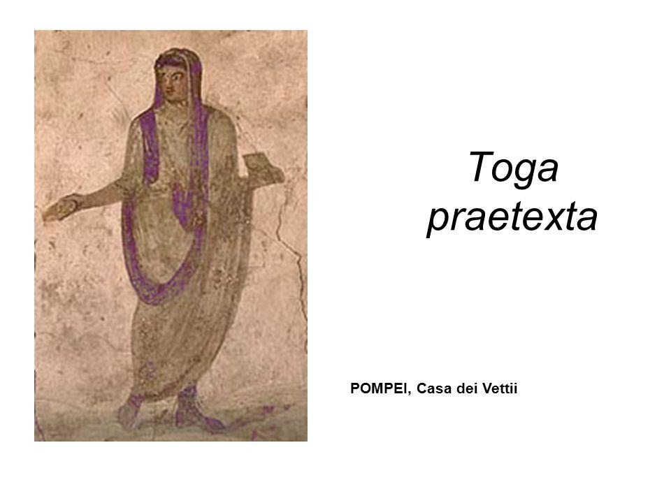 Toga praetexta POMPEI, Casa dei Vettii