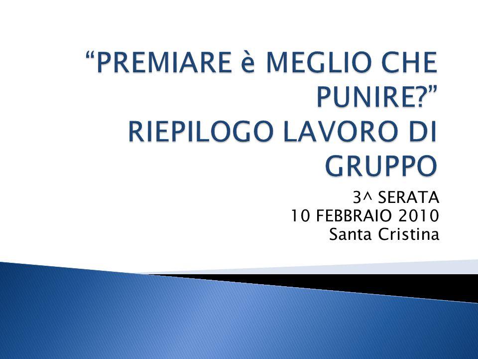 3^ SERATA 10 FEBBRAIO 2010 Santa Cristina