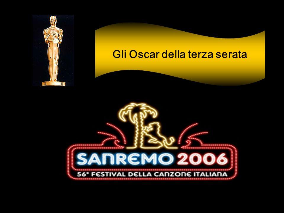 Gli Oscar della terza serata