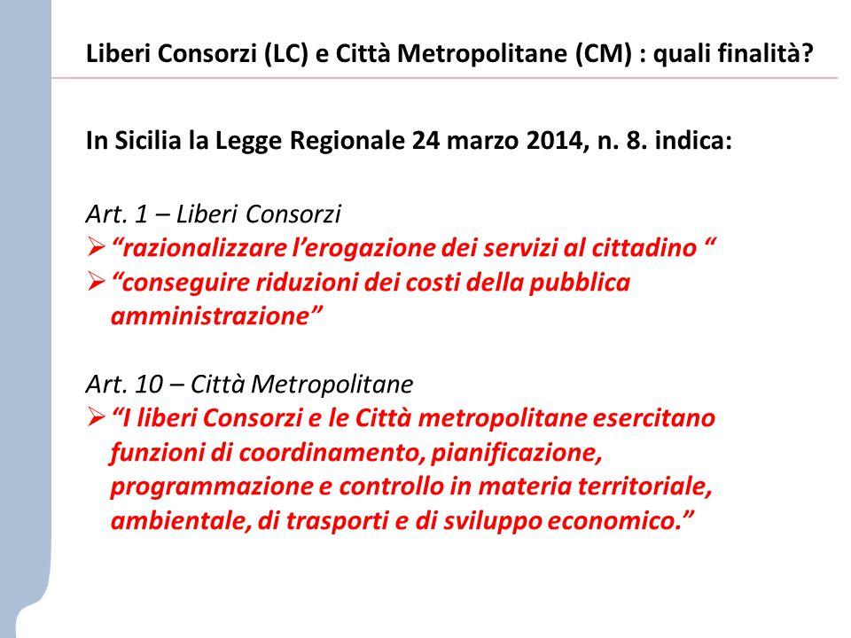 Densità dell'attività d'impresa Fonte: Istat, Censimento industria 2011 valori > Sicilia Risorse per lo sviluppo: CM e LC