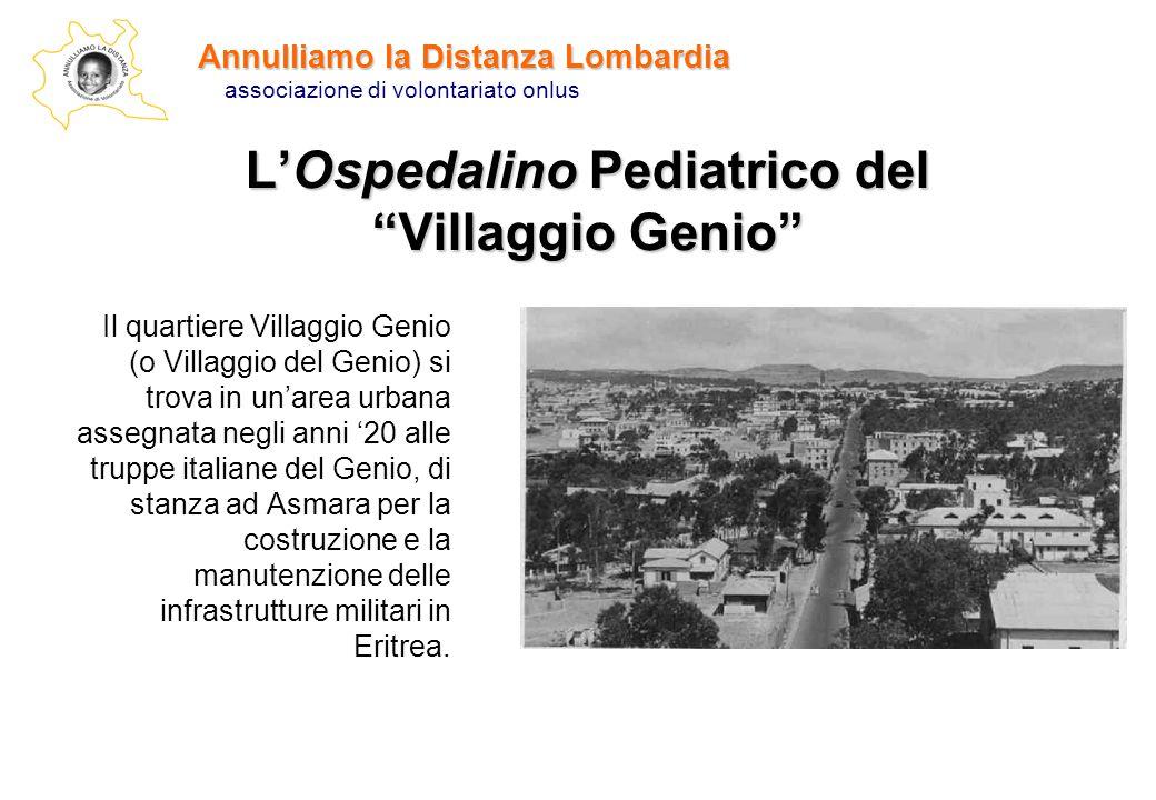Il quartiere Villaggio Genio (o Villaggio del Genio) si trova in un'area urbana assegnata negli anni '20 alle truppe italiane del Genio, di stanza ad