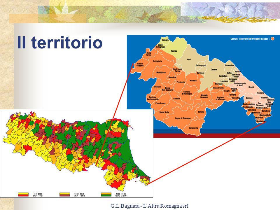 G.L.Bagnara - L Altra Romagna srl Il territorio