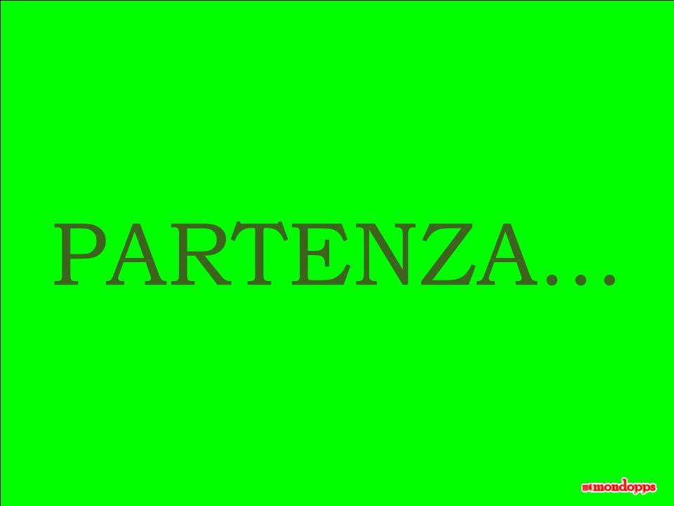PARTENZA...