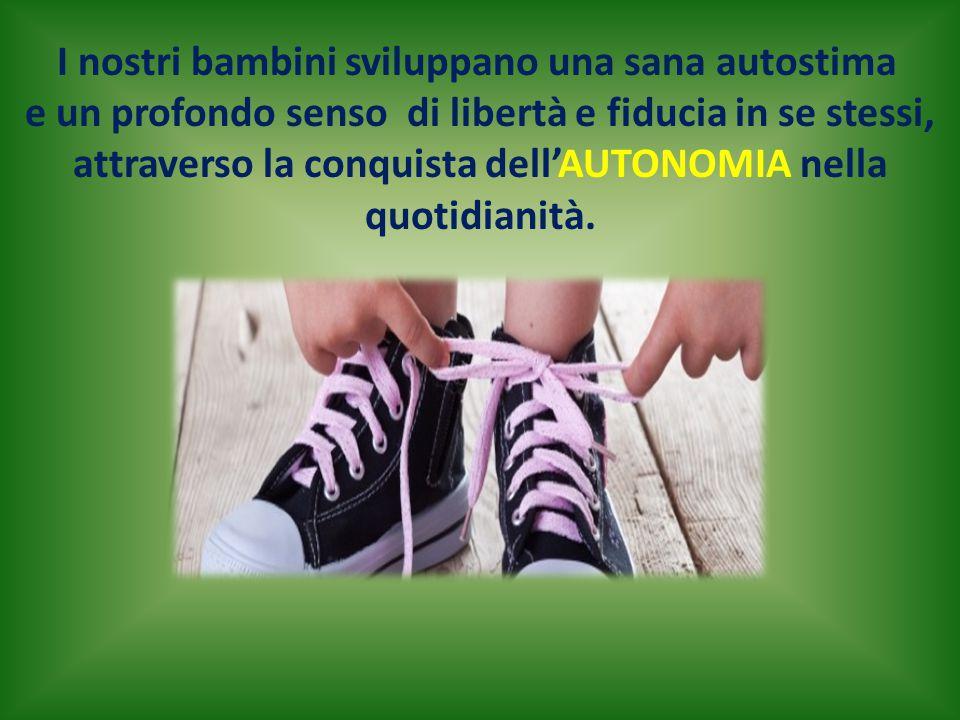 Cos'è l'autonomia.AUTONOMIA significa essere.