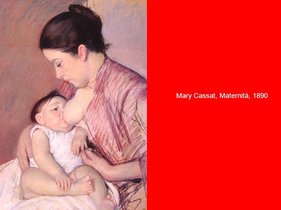 Mary Cassat, Maternità, 1890