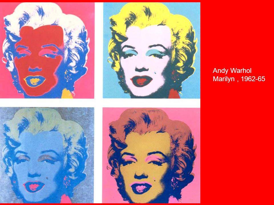 Andy Warhol Marilyn, 1962-65