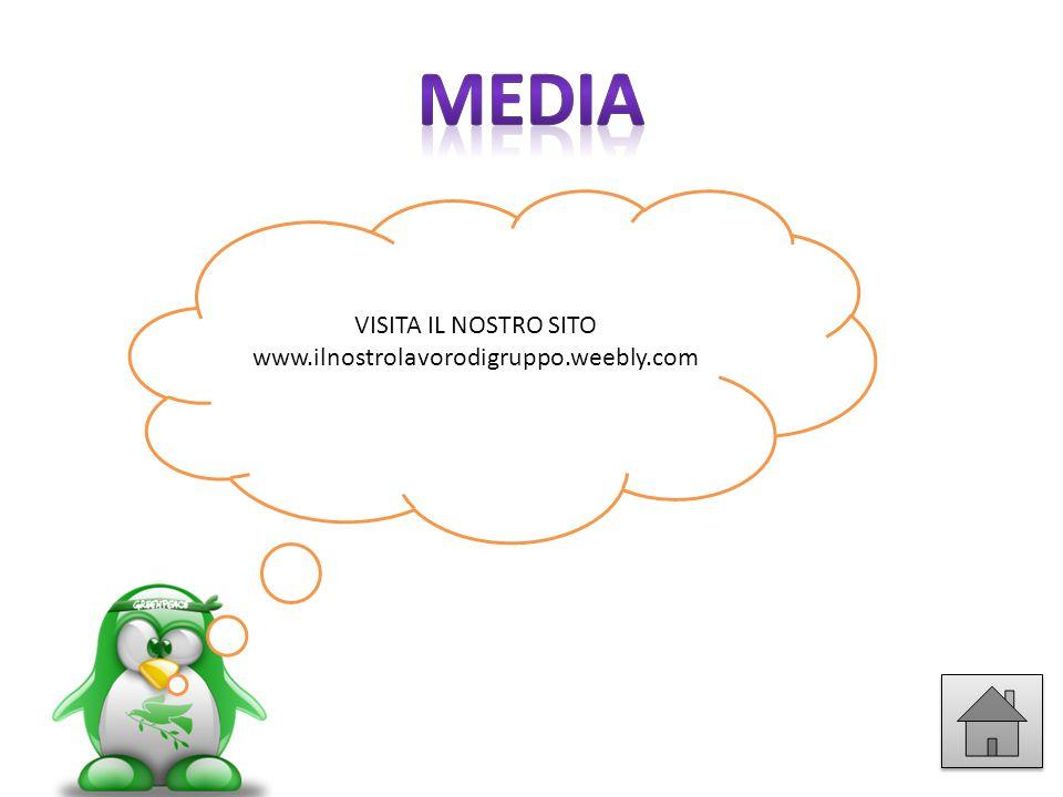 VISITA IL NOSTRO SITO www.ilnostrolavorodigruppo.weebly.com