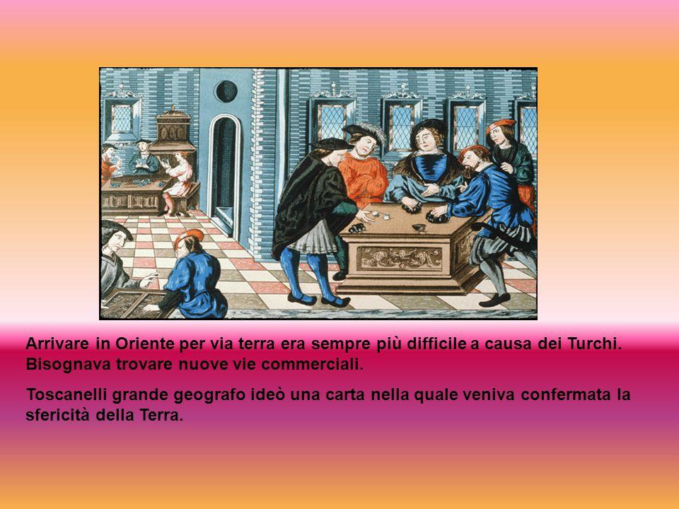 Cristoforo Colombo Cristoforo Colombo fu un grande navigatore.