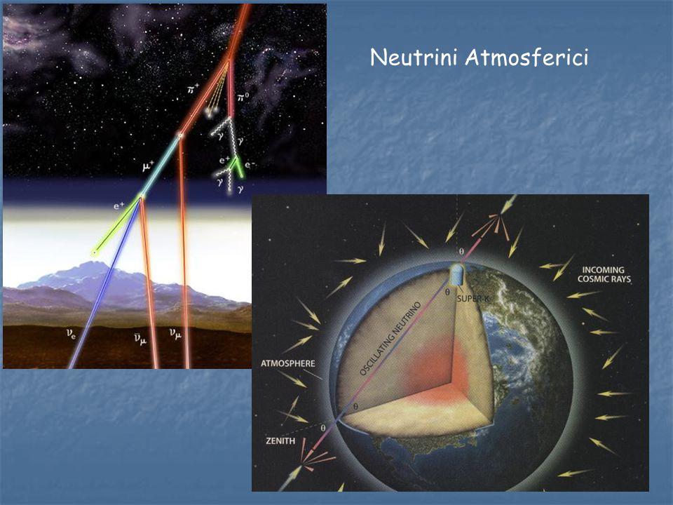 Neutrini Atmosferici
