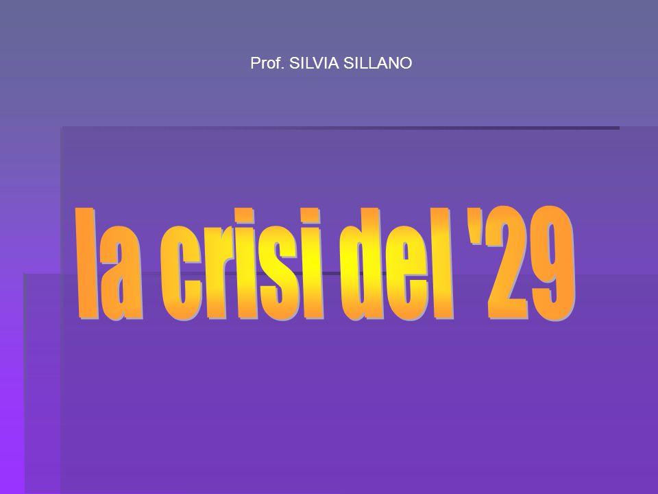 Prof. SILVIA SILLANO