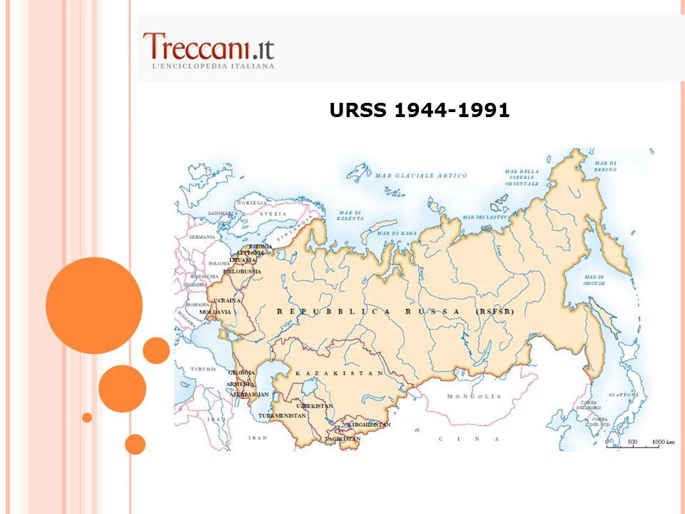 URSS 1944-1991