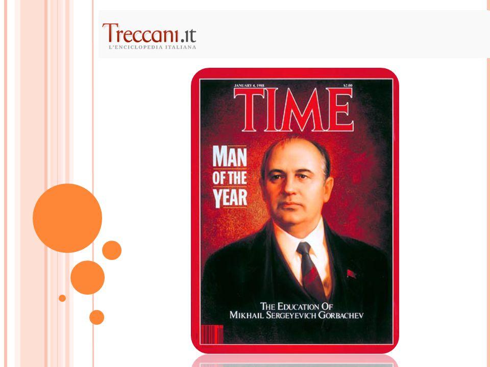 La perestrojka e la glasnost si scontrano con un sistema dalle rigide strutture burocratico- centralistiche, con le resistenze degli interessi consolidati della nomenklatura.